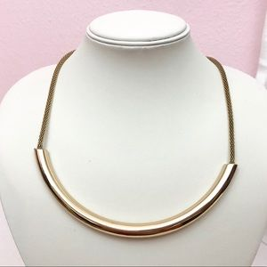 Express Gold Necklace